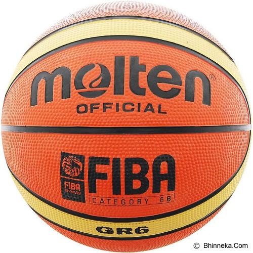 MOLTEN Bola Basket #6 Size 6 [BGR6] - Bola Basket